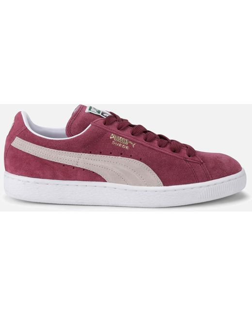 PUMA Men's Suede Classic + Trainers