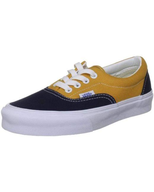 Vans Men's Blue Classic Slip On