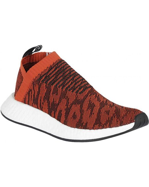 adidas Originals Men's Black Nmd_cs2 Sock Sneakers