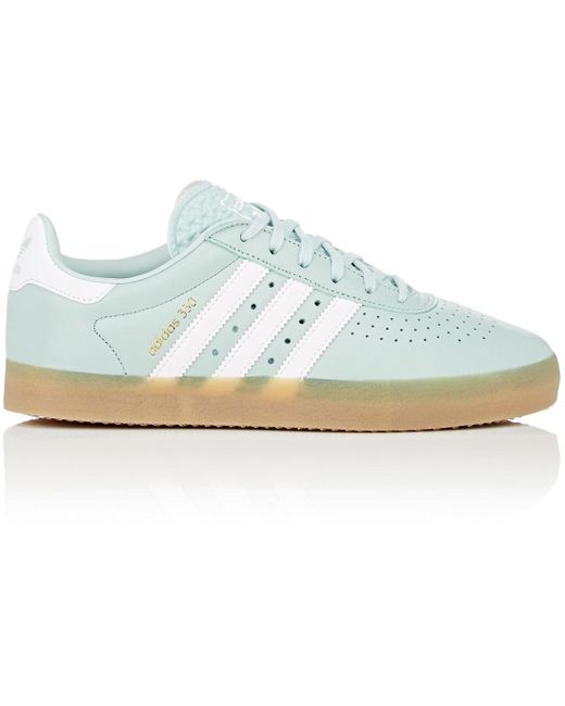 adidas Men's Blue Gazelle Suede Sneakers