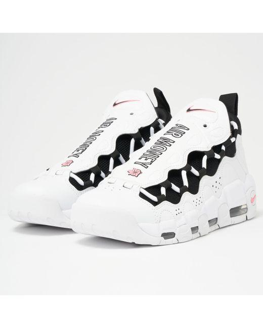 Nike Men's Air More Money - Black & White