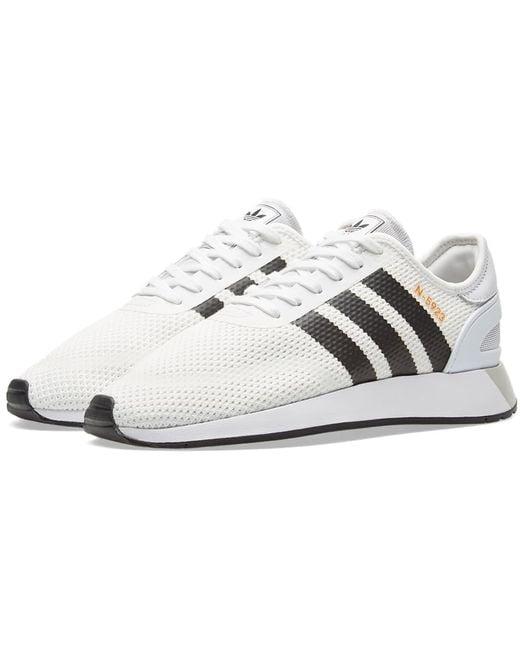 adidas Men's White Superstar 80s Pk