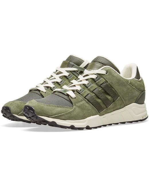 adidas Men's Gray Eqt Support Rf