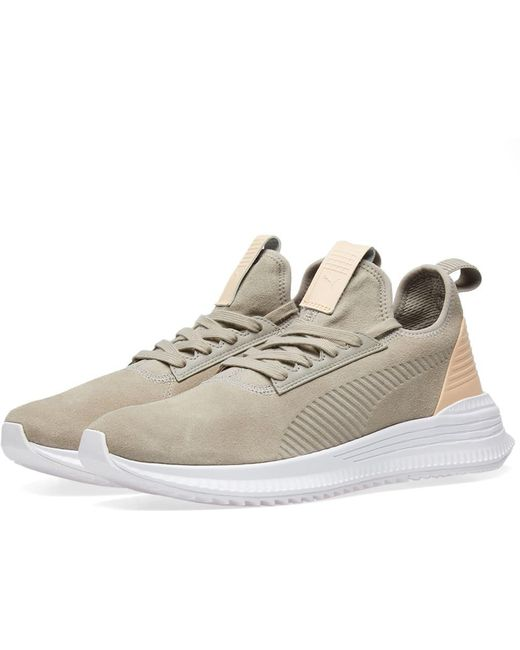 PUMA Men's Gray Rs-100 Pc