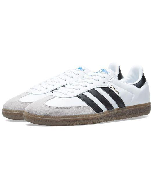 adidas Originals Men's White Indoor Super