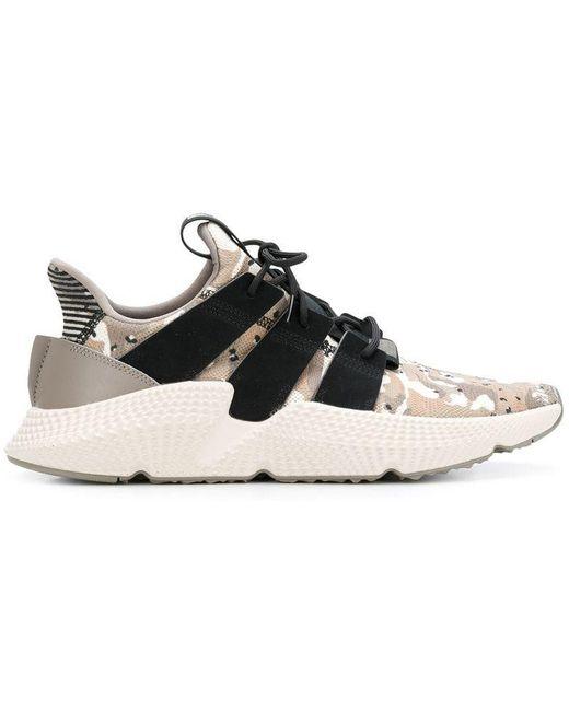adidas Men's Gray Prophere Sneakers