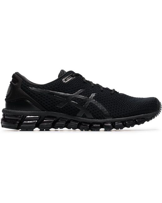 Asics Men's Black Quantum 360 Sneakers