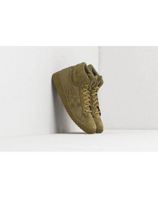 Asics Men's Green Sasquatchfabrix Gel-ptg Mt Sneakers