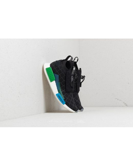 adidas Originals Men's Blue X Mita Sneakers Nmd_r1 Stlt