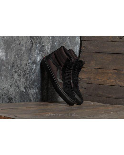 Vans Men's Black Made For The Makers Sk8-hi Reissue Sneaker