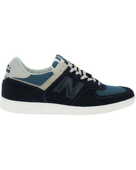 New Balance Blue Sneakers Men