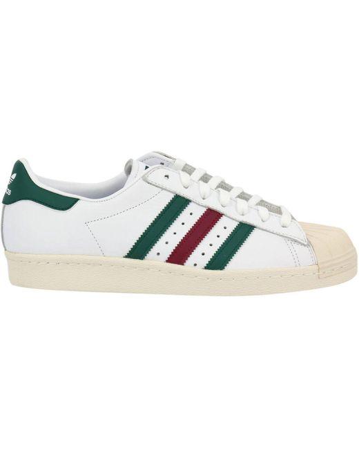 adidas Originals White Sneakers Men