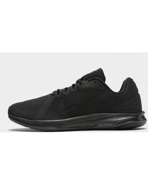 Nike Men's Black Downshifter 6 4e