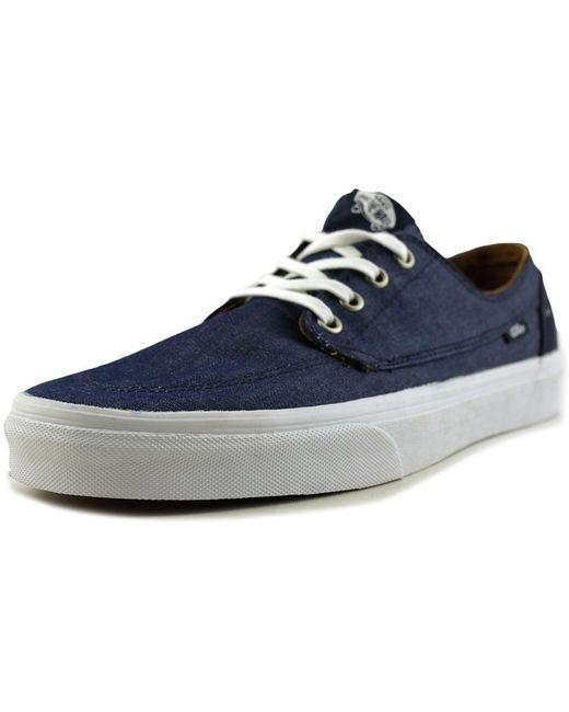 Vans Men's Blue Style 112 Pro Midnight