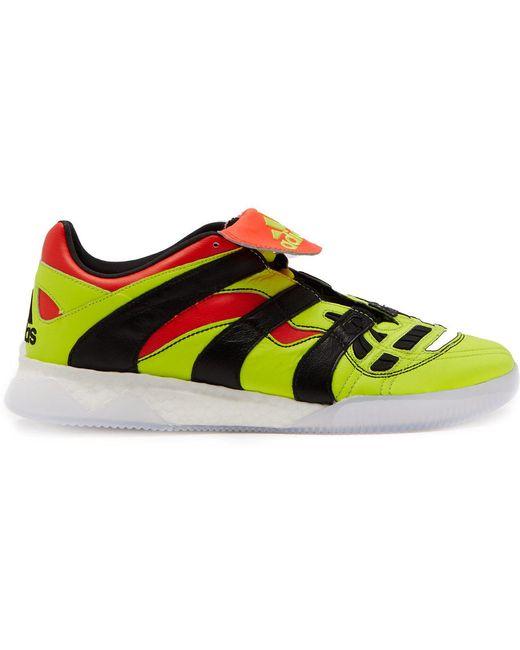 adidas Originals Men's Black X David Beckham Accelerator Ub Low Top Boots