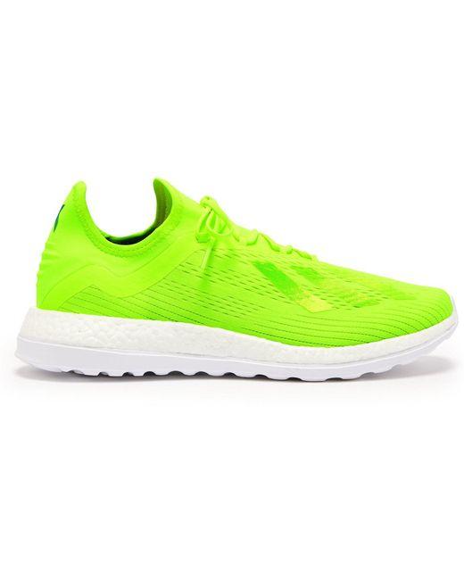adidas Originals Men's Yellow Predator Tango 18+ Tr Trainers