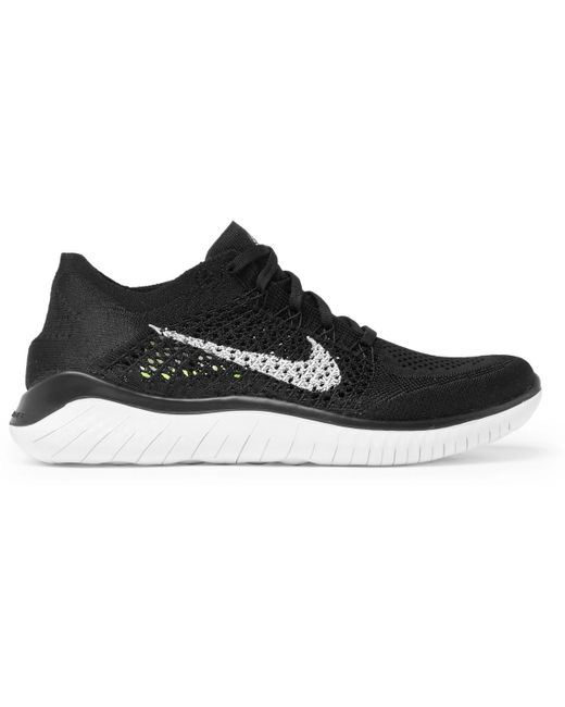 Nike Men's White Air Vapormax 2.0 Flyknit Sneakers