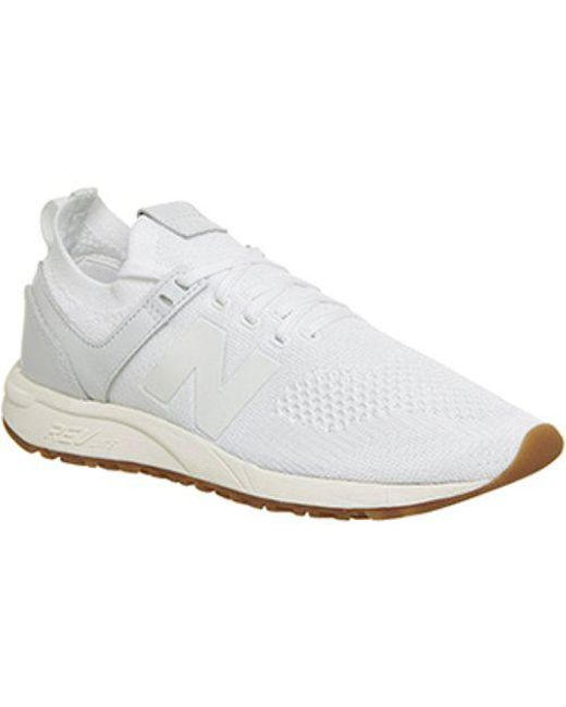 New Balance Men's Black 247 U