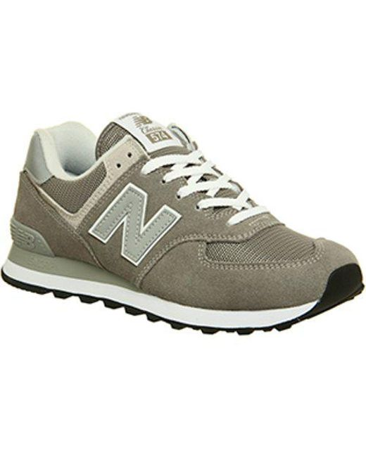 New Balance Men's Gray Wl5201