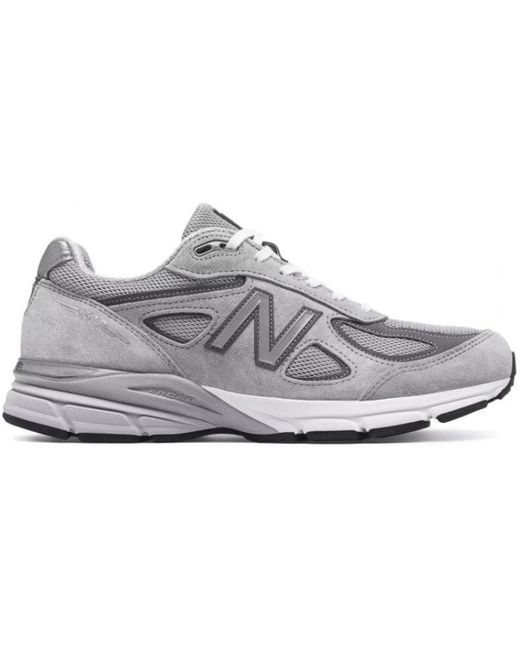 New Balance Men's Gray W998g