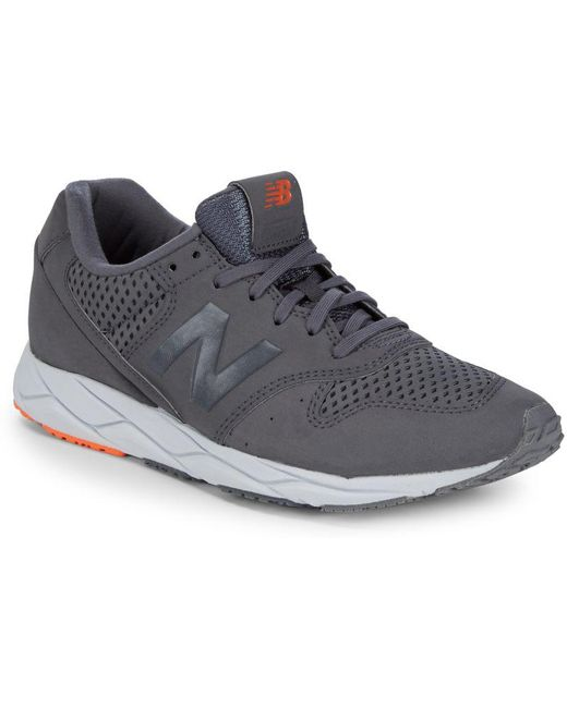 New Balance Men's Leather Lace-up Sneakers