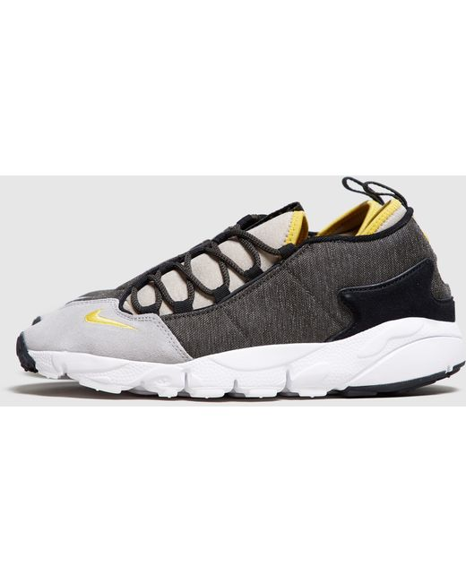 Nike Men's Blue Footscape Nm Sneakers