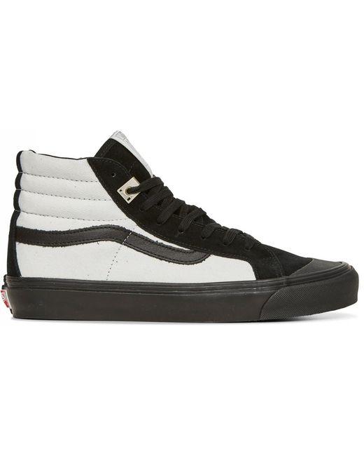 Vans Men's Black X Alyx Og Style 138 Lx