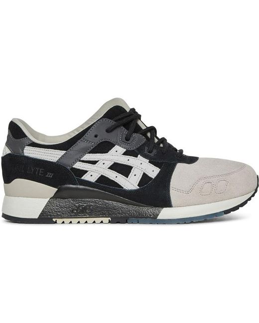 Asics Men's Black X Kickslab Gel-lyte Iii