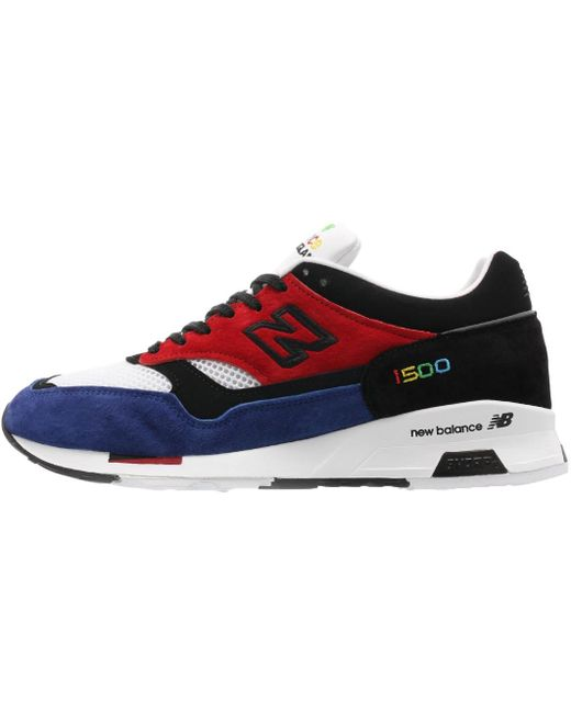 """New Balance Men's Red M 1500 Pry """"made In England"""""""