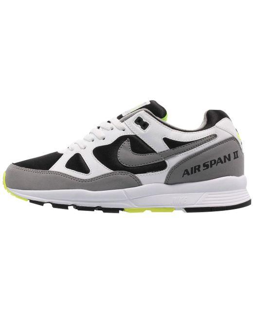 Nike Men's Blue Air Span Ii
