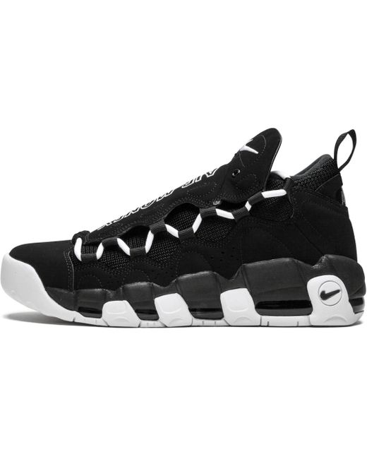 Nike Men's Black Air More Money