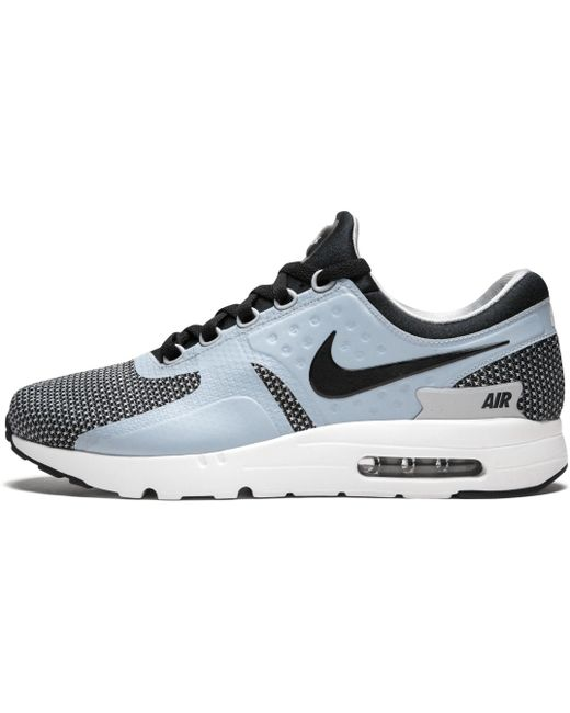 Nike Men's Black Air Max Zero Essential Sneakers