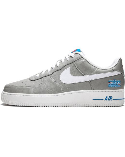 Nike Men's Black Air Force 1 Low Prem Dj