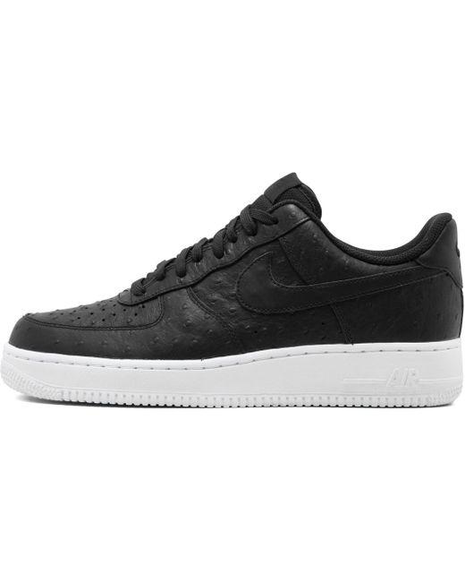 Nike Men's Black Air Force 1