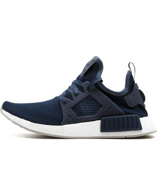 adidas Blue Nmd_r1 Womens Pk