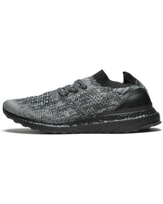 adidas Men's Black Ultraboost Uncaged Sneakers