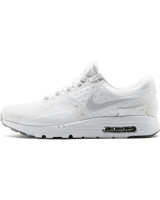 Nike Men's White Air Max Ld-zero