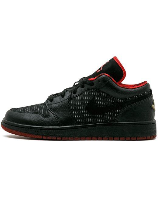 Nike Men's Black Air 1 Retro Low Og Bg