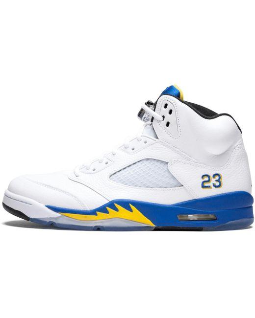 Nike Men's White Air Force 1 Hi