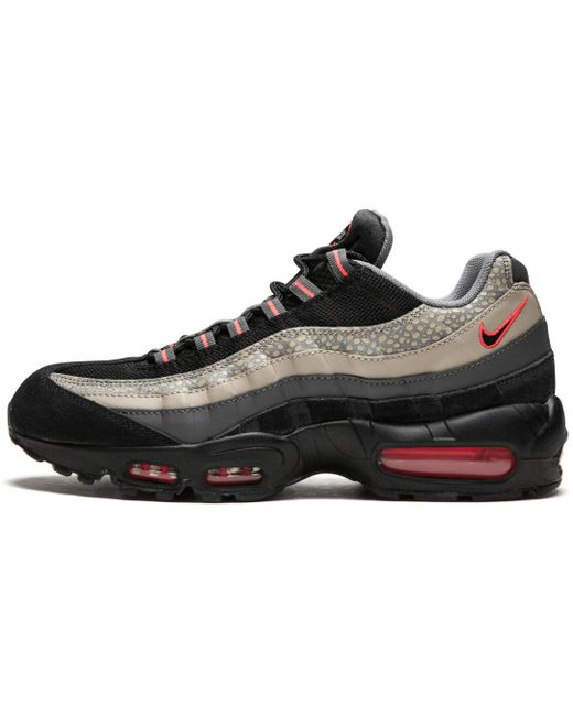 Nike Men's Black Air Max 95 Prm