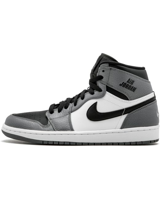 Nike Men's Black Air 1 Retro High Og Bg