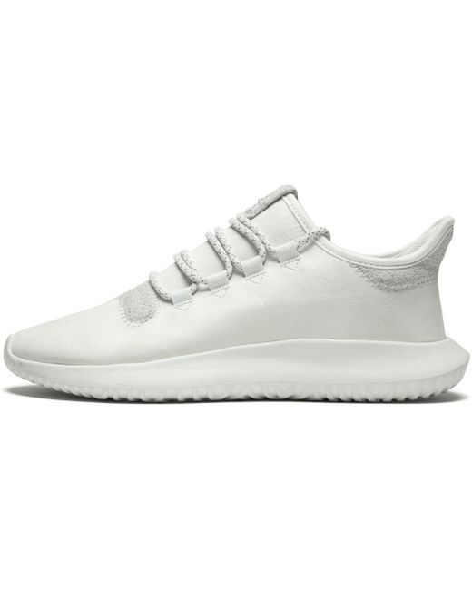 adidas Men's White Tubular Shadow
