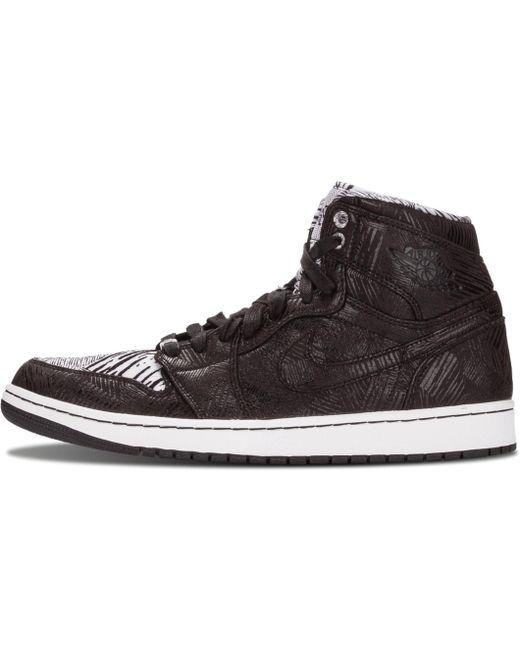 Nike Men's Black Lebron 13 Bhm (gs)
