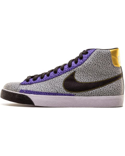 Nike Men's Yellow Blazer High Premium