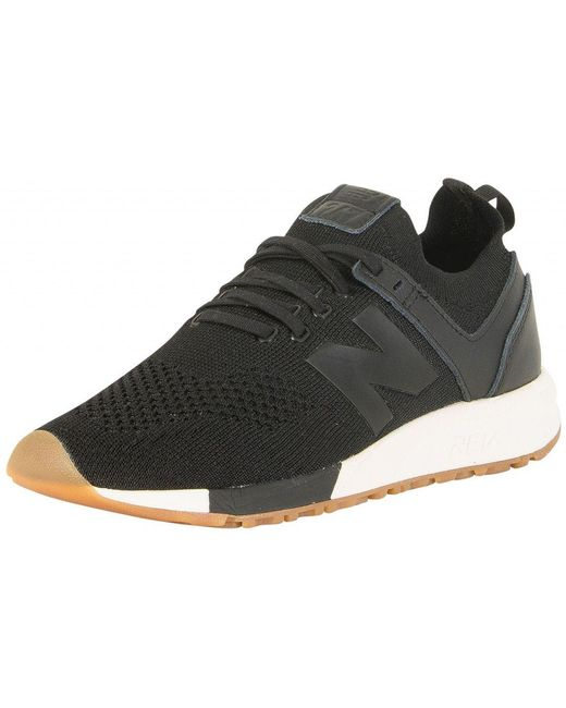 New Balance Men's Black 420 Trainers