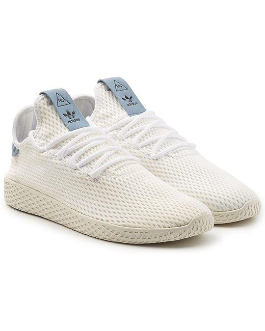 adidas Originals Men's Pharrell Williams Tennis Hu Sneakers