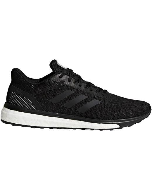 adidas Men's Black Response St Running Shoes
