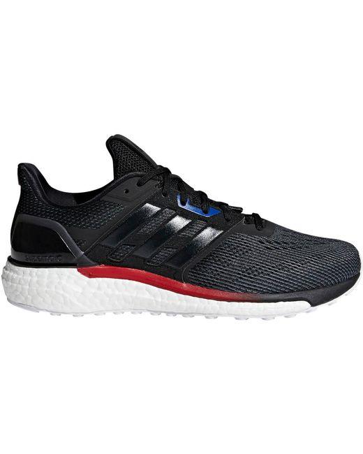 adidas Men's Black Adizero Boston 6 Running Shoes