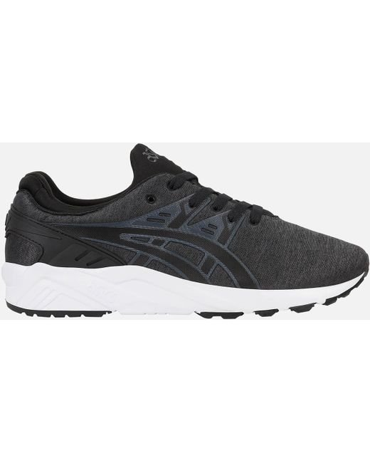 Asics Men's Gray Gel-kayano Evo Trainers