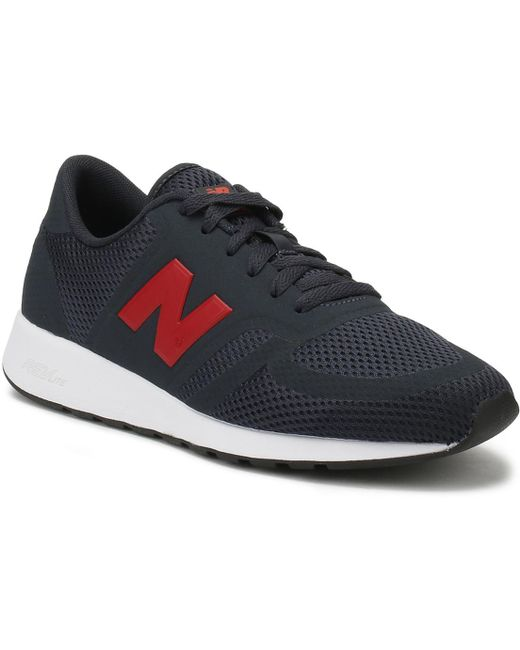 New Balance Mens Grey / Blue 574 Sport Trainers
